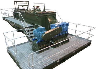 Industrial Mixers Continuous Mixers