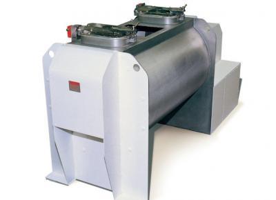 Horizontal Helical Blade Mixers